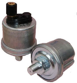 0-100 PSI Oil Pressure Sender For Livorsi Gauges