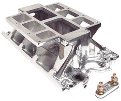 Ford 429-460 Supercharger Manifold