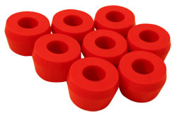 High Performance Mercury Urethane Ram Bushings