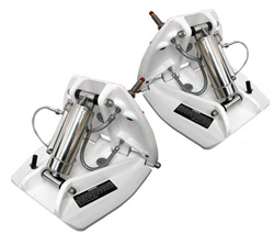 "12"" High Performance Model MH120S Trim Tabs w/ Electronic Sensor"