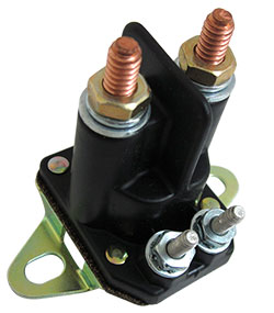 Power Trim Relay Solenoid