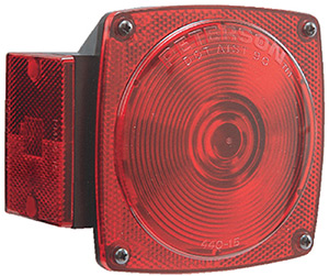 "Anderson Under 80"" Combo Rear Light"""