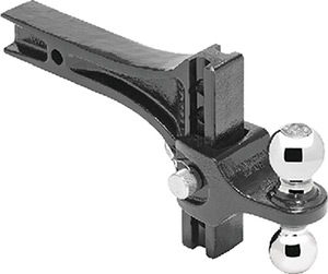 Pro Series Adjustable Ball Mount System