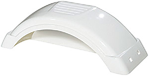 Fender 8-12 White Plastic Step