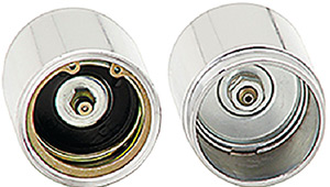 Bearing Protector Chrome
