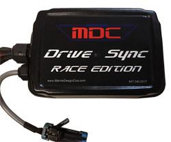 DriveSync, Dual Drives, Race Edition, 3 Wires
