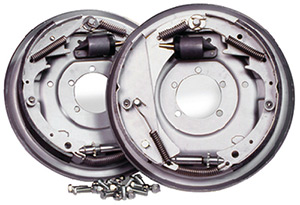 "10"" Drum Brake Replacement Parts Kit"""