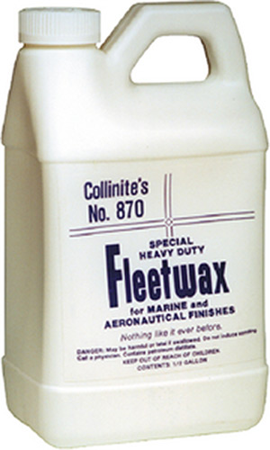 Collinite Liquid Fleetwax Hg.