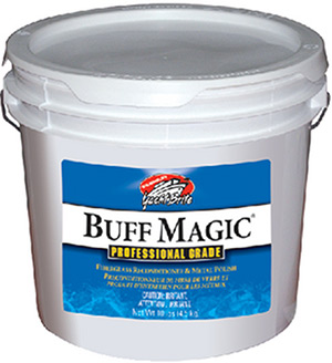 Buff Magic, Pink, 10 lb. Pail