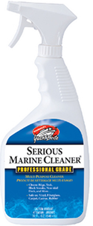 Serious Marine Cleaner, 32 oz.