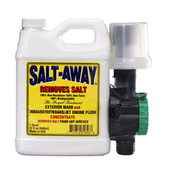 Salt-A-Way Quart/Mixer Combination Pack