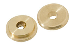 Carburetor Linkage Bushing Set - Brass
