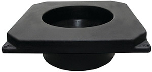 Taylor Heavy Duty Black Poly-Pro Float Converts 1/2 to 1HP D-Icers to Aerators