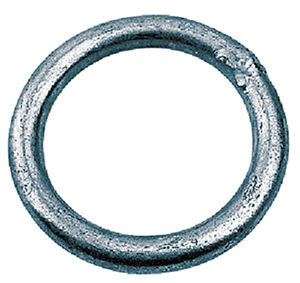 Galvanized Ring - 1/4 X 2