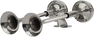 Compact Trumpet Horn