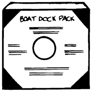 Boat Dock Pack -TWISTED Poly (UNICORD)