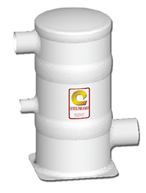 Combo-Sep Gas/Water Separator Muffler