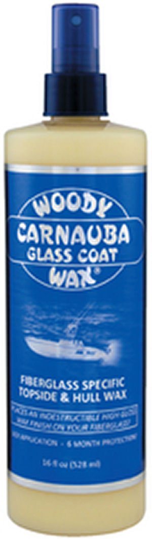 Carnauba Glass Coat, 16 oz.