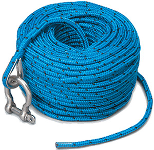 Anchor Rope W/Shackle