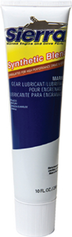 Gear Lube-Hi Perf 10 Oz  @12
