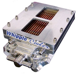 Whipple Intercooler Big Block Chevy Standard Deck 671/871 Hard Anodized
