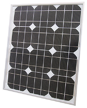 Seachoice Monocrystalline Solar Panel Charging Kit 80w (Requires 14401 Controller Sold Seperately)