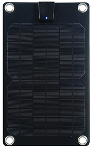Seachoice Semi-Flex Monocrystalline Solar Panel