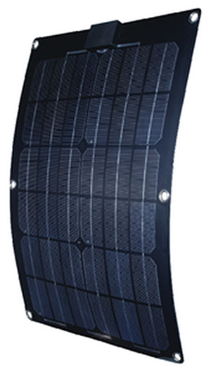 Seachoice Semi-Flex Monocrystalline Solar Panel (Requires 14401 Controller Sold Seperately)