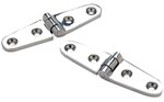 Seachoice Stainless Steel Strap Hinges (1 Pair Per Pack)