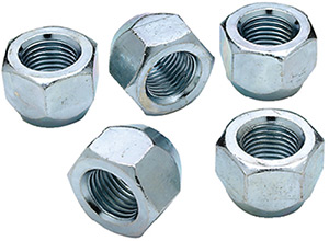 Seachoice Spare Lug Nuts 1/2-20 (5 Per Pack)