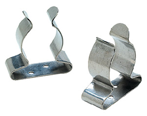 Seachoice Stainless Steel Spring Clamps (2 Per Pack)