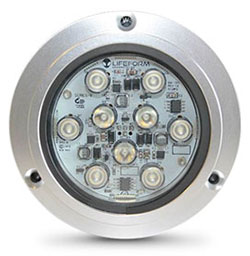 Lifeform 6 LED Underwater Light
