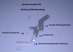 Yamaha Outboard Actuator Kit