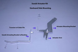 Suzuki Outboard Actuator Kit