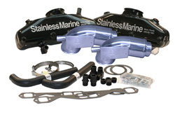 Small Block GM Hi-Torque Standard Exhaust System