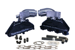 Big Block GM Hi-Torque Captains Call With Switchable Exhaust Riser compatibility