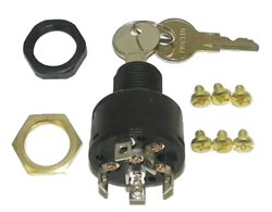 Ignition Switch Mercruiser 87-88107A5
