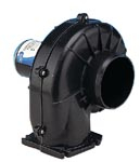 "4"" Continuous Heavy Duty Blower, 12V"""