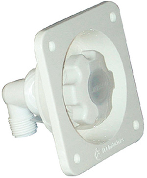 Flush Pressure Regulator-White