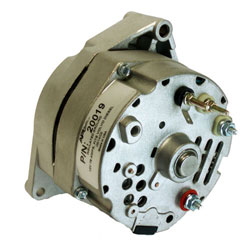 Delco Style Alternators, Diesel Only, 78 Amp