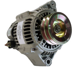 Alternator, Diesel Only, Yanmar 6LP, 80 Amp