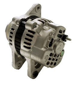 Alternator, Diesel Only, Westerbeke, 40 Amp