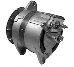 Alternator, Diesel only, 70 Amp