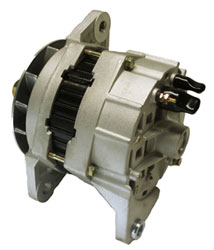 Delco Style Alternator, Diesel Only, 70 Amp