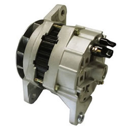 Diesel Alternator, 200-AMP