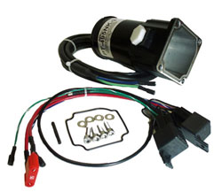 Tilt / Trim Motor & Reservoir, Mercury, Mariner & Force
