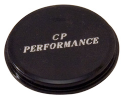 Steering Wheel Cover – CP Performance (Black)