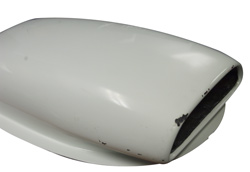 Hatch Scoop, Rounded Back