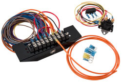 Universal Engine Harness w/ Solenoid Kit