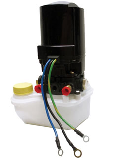 Complete Replacement Trim Pump - 12V 3-Wire Pump